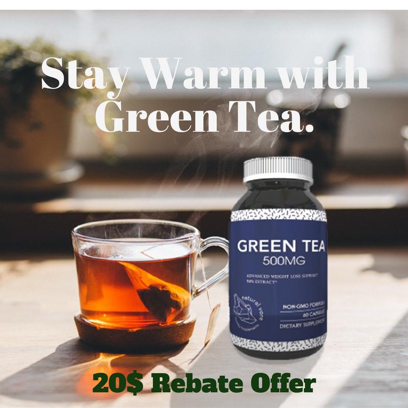 Green Tea Natural Vore